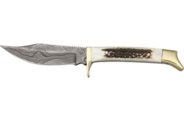 American Hunter Cub Hunter.Fixed Blade Knife, Engraved Blade AH616D