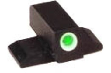 Ameriglo Front Night Sight Classic Style Green Front All Sig Sauers Springfield Xd Models Needing Taller Front 390 Inch Height Sg 160 390