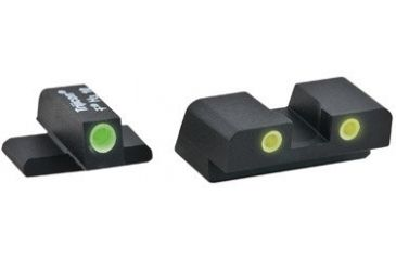AmeriGlo Green /Yellow Tritium Night Sight For Springfield XD XD-193 62970