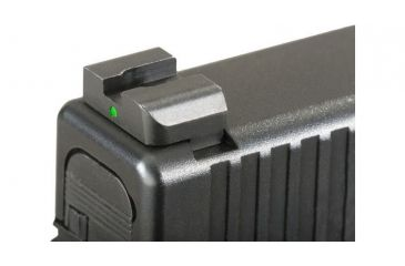 Ameriglo Night Sights - Pro Series Style - Yellow REAR Only, Fits Glocks 20,21,29,30,31,32,36 GL-235R
