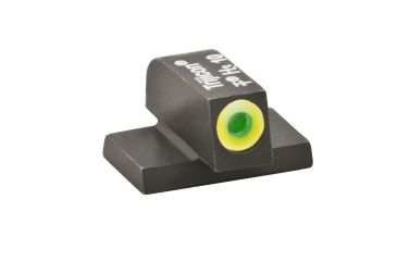 AmeriGlo Tritium Front All MP Models, .230in. Height ProGlo Square Front Sight GRN tritium and lime-GRN square Outline SW-212-230-GQ