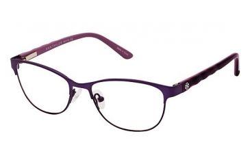 0c2c2044e8b Ann Taylor ATP607 Eyeglass Frames - Frame Mt Egplnt Lilac