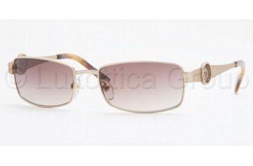 Anne Klein AK 4126 Sunglasses Styles - Light Gold Brown Gradient Frame, 353-64-5517