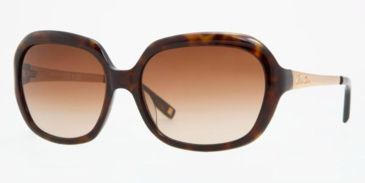 Anne Klein AK3167 #202/74 - Tortoise Frame, Brown Gradient Lenses