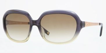Anne Klein AK3167 #310/64 - Navy Fade Frame, Brown Gradient Lenses