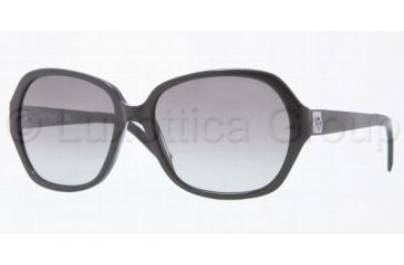 Anne Klein AK 3173 AK3173 Bifocal Prescription Sunglasses AK3173-201-81-5816 - Lens Diameter: 58 mm, Frame Color: Black