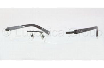 Anne Klein AK9123 Progressive Prescription Eyeglasses 490-4917 - Black
