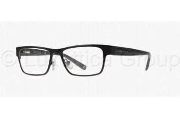 Anne Klein AK9126 Bifocal Prescription Eyeglasses 566S-5215 - Satin Black Frame