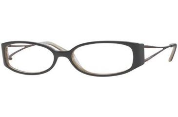 Anne Klein Bifocal AK8049 with Lined Bi-Focal Rx Prescription Lenses
