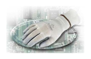 Ansell Healthcare HyFlex Static Control Gloves, Ansell 205591