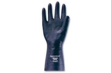 Ansell Healthcare Unsupported Neoprene Gloves, Ansell 116311