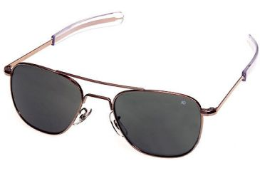 AO American Optical Original Pilot 52mm Amethyst Sunglasses