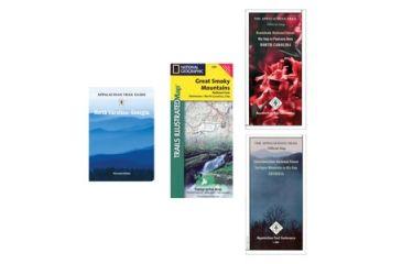 App Trail Guide Nc/ga, A.t.c., Publisher - Ap Trail Conservancy