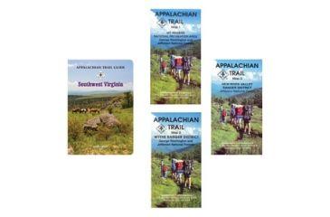 App Trail Guide Southwest Va, A.t.c., Publisher - Ap Trail Conservancy