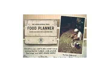 Appalachian Trail Food Planner, Lou Adsmond, Publisher - Ap Trail Conservancy