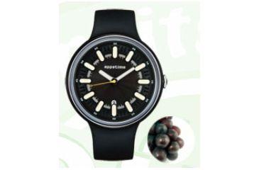 Appetime PIPS Fruits Watch, Wild Berry, Black w/ Black SVJ320014