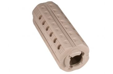MFT AR15/M16 4 Sided Rail - Polymer - M-4 Carbine, Flat Dark Earth M44SFDE