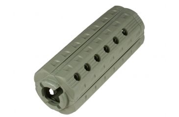 MFT AR15/M16 4 Sided Rail - Polymer - M-4 Carbine, Foliage Green M44SFG