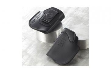 Armalaser DeSantis OWB Leather Holster, Left Hand - Keltec P11 w/ ArmaLaser OWBP11L
