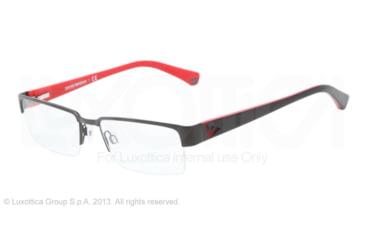 Armani EA1006 Bifocal Prescription Eyeglasses 3014-51 - Black Frame