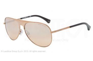 Armani EA2003 Bifocal Prescription Sunglasses EA2003-301195-59 - Lens Diameter 59 mm, Frame Color Bronze