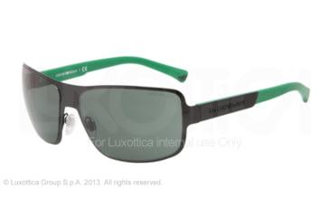 Armani EA2005 Progressive Prescription Sunglasses EA2005-301471-61 - Lens Diameter 61 mm, Frame Color Black
