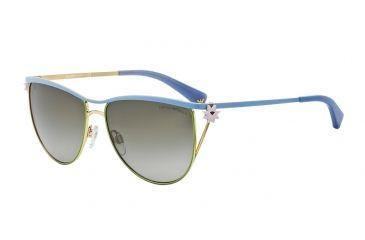 23e6f9492ac Armani EA2022 Sunglasses 30678E-55 - Lilac green Frame