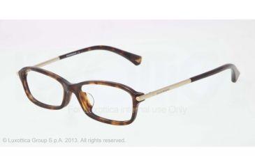 Armani EA3006F Bifocal Prescription Eyeglasses 5026-53 - Dark Havana Frame