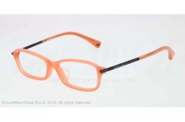 Armani EA3006F Bifocal Prescription Eyeglasses 5083-53 - Opal Coral Frame