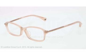 Armani EA3006F Bifocal Prescription Eyeglasses 5084-53 - Opal Brown Pearl Frame