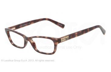 Armani Exchange AX3008 Eyeglass Frames 8037-49 - Tortoise Frame