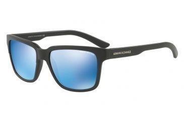d3cb820ebb Armani Exchange AX4026S Sunglasses 807855-56 - Matte Black Frame
