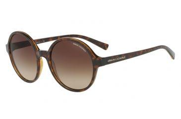 5742192c0c3 Armani Exchange AX4059S Sunglasses 803713-55 - Tortoise Frame
