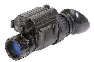 Armasight PVS14/6015 Gen 2+ Night Vision Monocular, Chrome Black & White Tube NAM6015001H9DA1