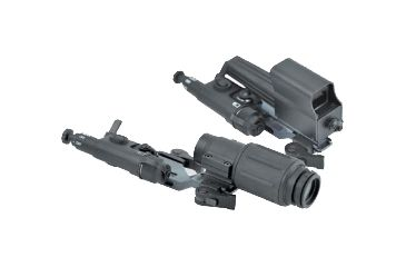 Armasight AIM, Day-Time 3x Magnifier, and Day-Time Red Dot System, Black ANKI000034