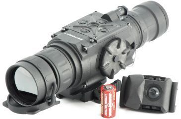 14-Armasight Apollo 336 Thermal Imaging Clip-On System, FLIR Tau 2 - 336x256 (17 micron), 50 mm Lens