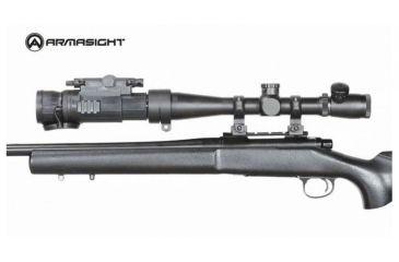 Armasight CO-LR-3 Bravo MG Night Vision Long Range Clip-On System w/ Manual Gain, Gen 3 Bravo Grade NSCCOLR00139DB1