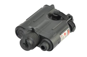 Armasight Drakos IR Laser Pointer Class 1 with Quick Release Mount and Wireless Remote Control, Black IAIR000LP000001