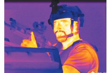 Armasight Helios 3-12x42 Thermal Imaging Bi-Ocular, FLIR Tau 2 - 336x256 30Hz Core, 42mm Lens TAT173BN4HELI31