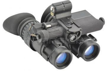 Armasight Itt F5050slg Gen 3 Pinnacle Night Vision Binocular Nmbf5050s1p6na1