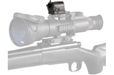 Armasight MCS Day Time Red Dot Sight, Black DAS01XX25MCSBLC