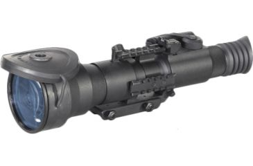 Armasight Nemesis 6X QS Night Vision Rifle Scope Gen 2Plus Quick Silver White Phosphor