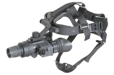 Armasight Nyx-7 PRO ID Night Vision Goggle Gen 2+ Improved Definition, Black NSGNYX7P012GDS1