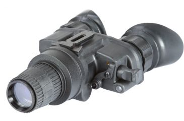 Armasight Nyx-7 PRO QSi  Night Vision Goggle Gen 2+ Quick Silver White Phosphor w/ Manual Gain NSGNYX7P01QMII1