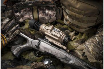 17-Armasight Zeus 336 5-20x75 Thermal Imaging Weapon Sight, FLIR Tau 2 336x256 17 um Core, 75mm Lens