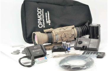3-Armasight OPMOD Zeus 7 Thermal Imaging 7-14x75 Weapon Sight, FLIR Tau 2 Core, Tan