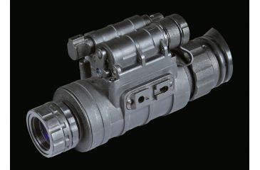Armasight Sirius SD MG Multi-Purpose Night Vision Monocular Gen 2+ Standard Definition Manual Gain, Black NSMSIRIUS12MDS1