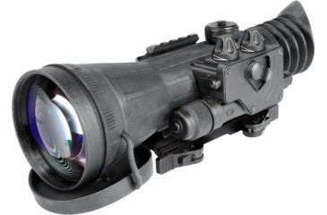 Armasight Vulcan 4.5x Ghost MG Compact Professional Night Vision Rifle Scope Gen 3 Ghost White Phosphor w/ Manual Gain NRWVULCAN4G9DA1
