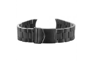 Armourlite Professional Series Watch Band - Stainless Steel, Black, Small AL40BLK