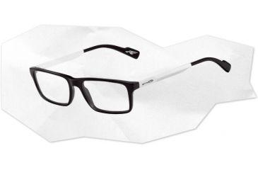 Arnette Arnette Auxilliary Eyeglasses, Black AN7051-0151BI
